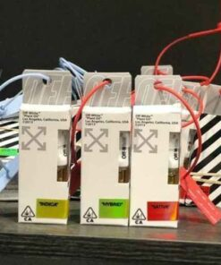 Off White Carts